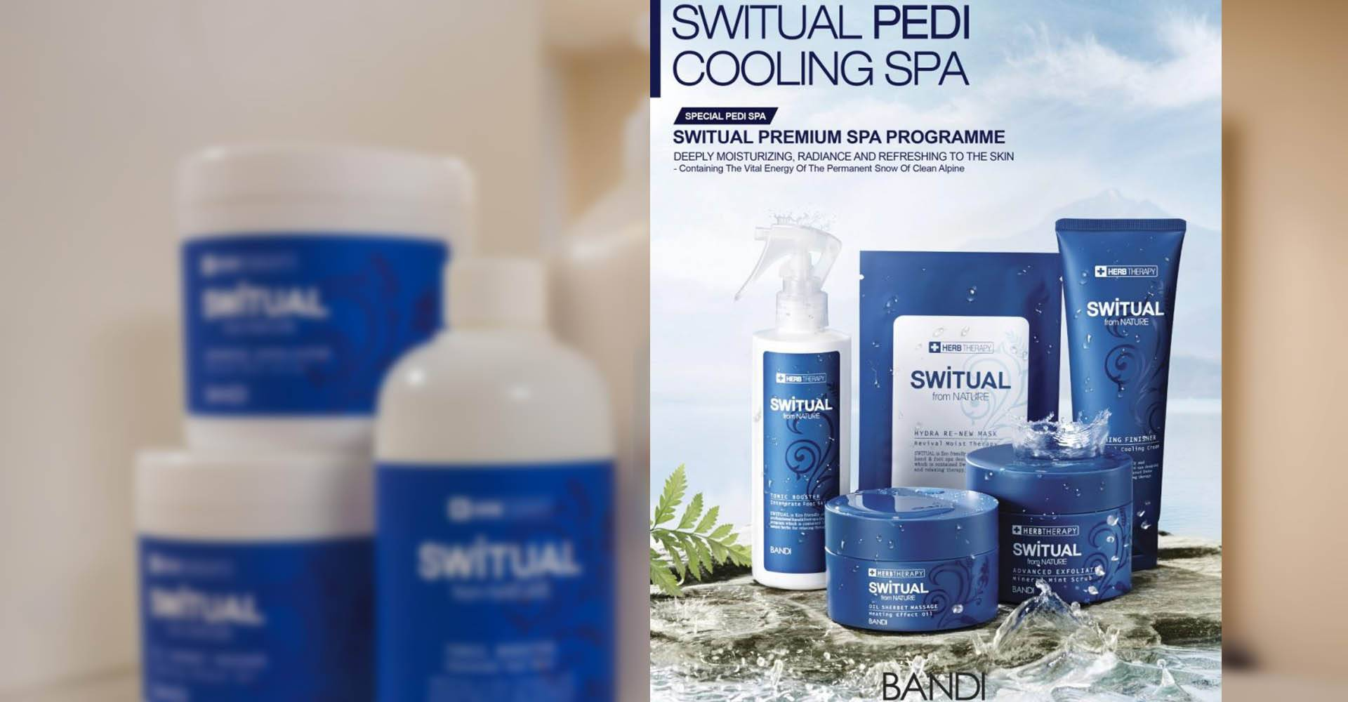 Switual Pedi Spa